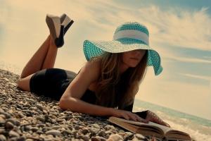 Lire à la plage