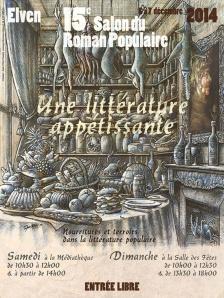 Salon du roman populaire d'Elven